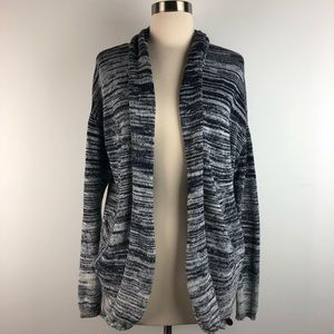 Noppies Maternity Blue Open Front Cardigan Sweater